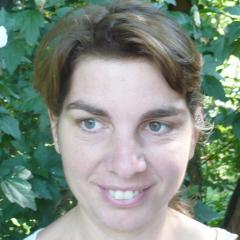 Boglárka Nagy Aviva's method instructor