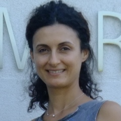 Dipietra Daniela, Aviva Method instructor, Italy, Roma